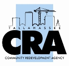 Picture of the City of Tallahassee Community Redevelopment Agency (CRA) logo